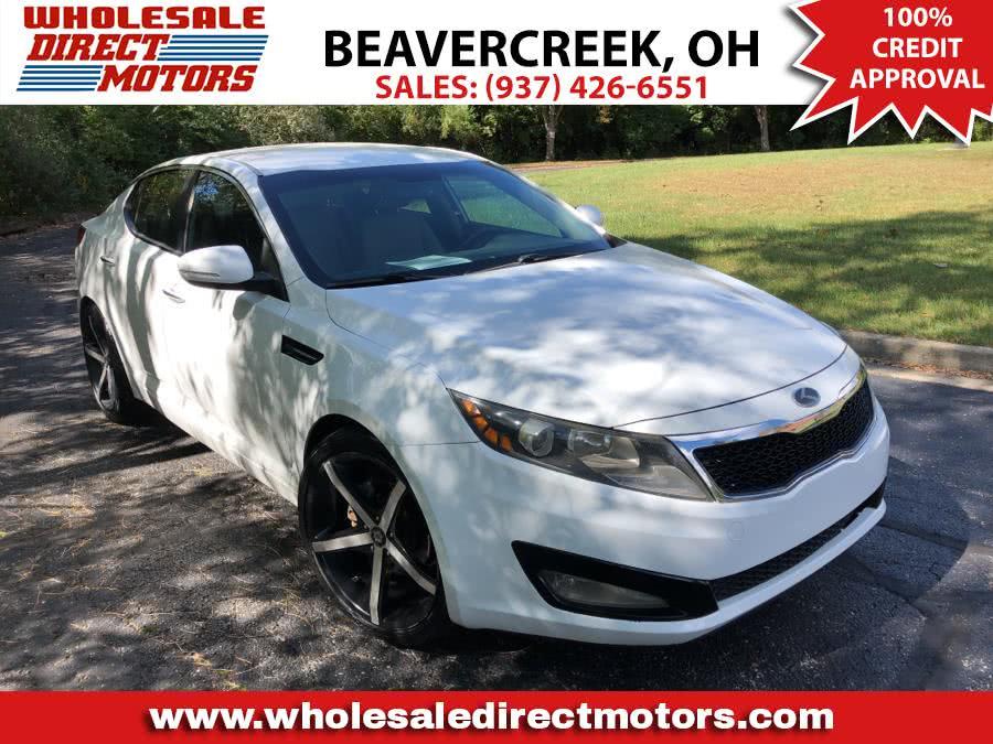 Used Kia Optima 4dr Sdn EX 2013 | Wholesale Direct Motors. Beavercreek, Ohio