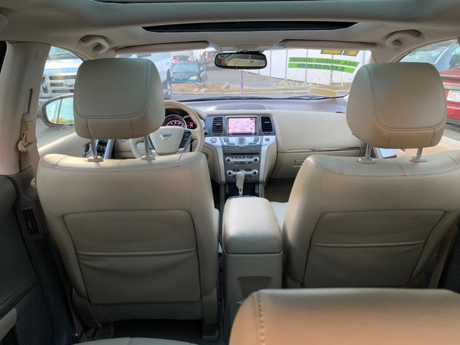 Used Nissan Murano AWD 4dr SL 2012 | Rt 138 Auto Center Inc . Taunton, Massachusetts