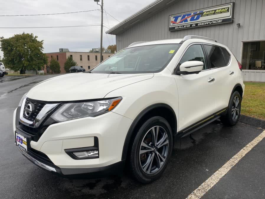 Used 2017 Nissan Rogue in Berlin, Connecticut | Tru Auto Mall. Berlin, Connecticut