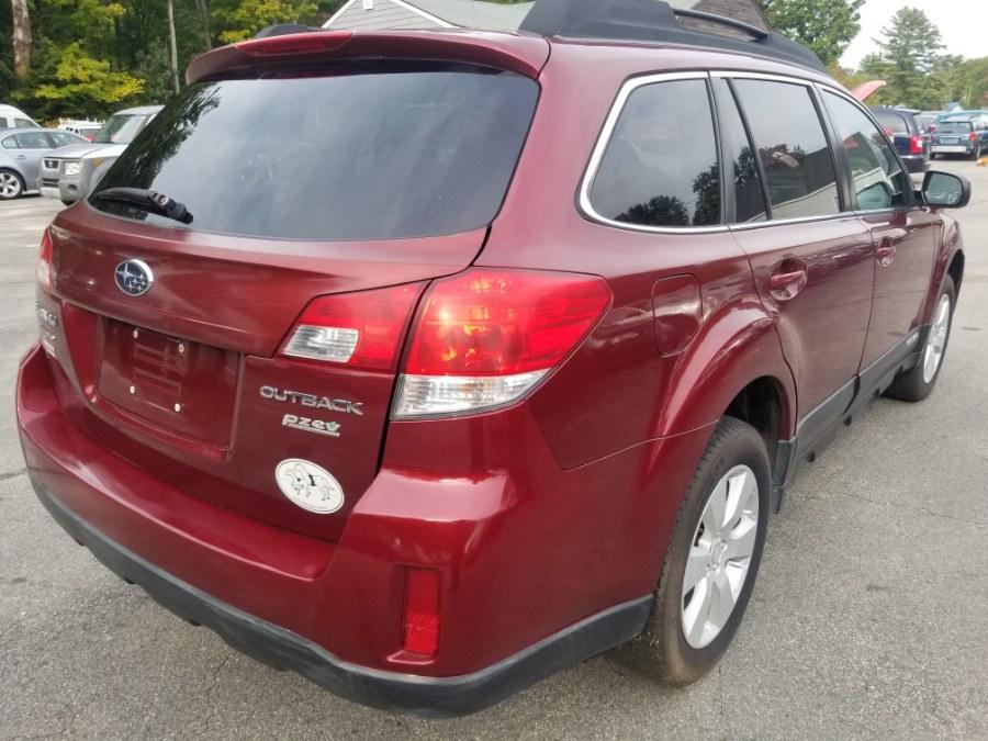 Used Subaru Outback 4dr Wgn H4 Auto 2.5i Premium 2012 | ODA Auto Precision LLC. Auburn, New Hampshire
