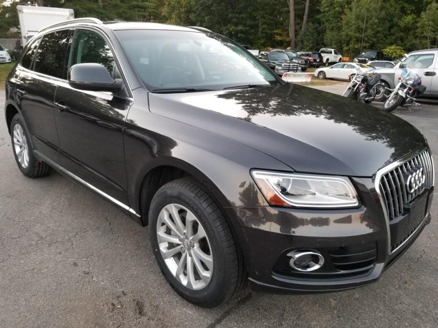 Used Audi Q5 quattro 4dr 2.0T Premium Plus 2014 | ODA Auto Precision LLC. Auburn, New Hampshire