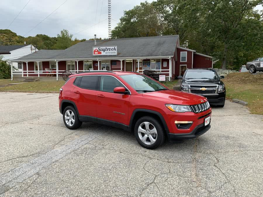 Used 2018 Jeep Compass in Old Saybrook, Connecticut | Saybrook Auto Barn. Old Saybrook, Connecticut