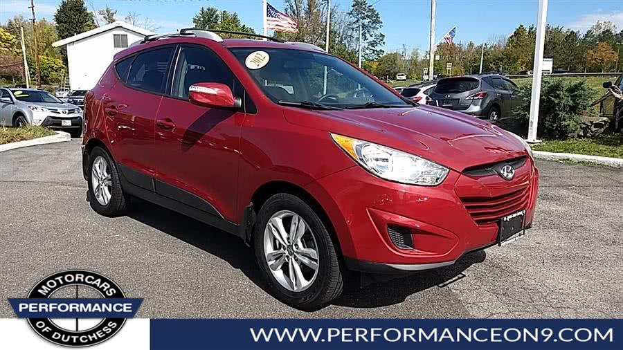 Used 2012 Hyundai Tucson in Wappingers Falls, New York | Performance Motorcars Inc. Wappingers Falls, New York