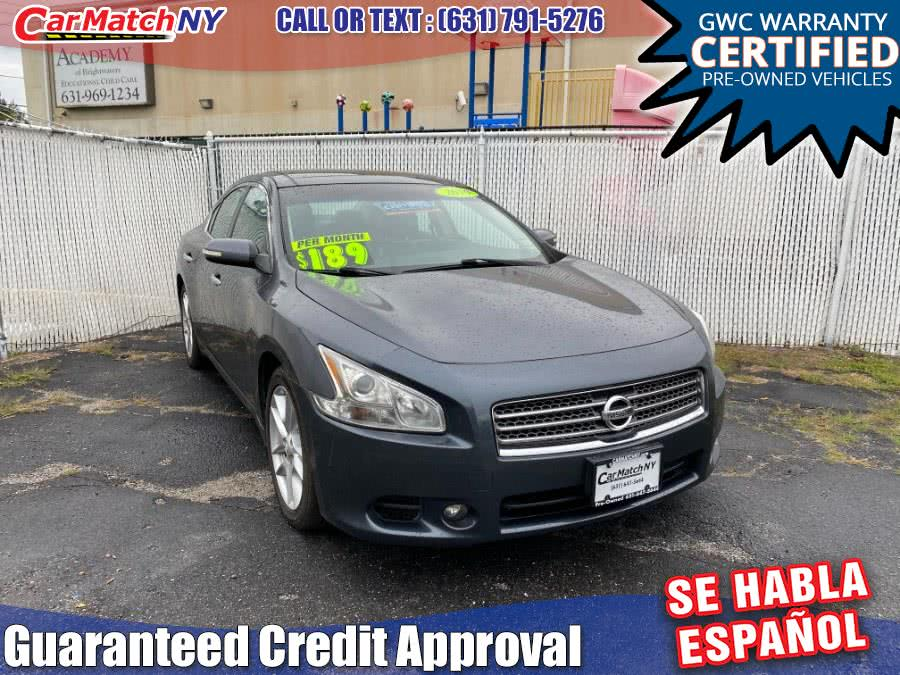 Used 2010 Nissan Maxima in Bayshore, New York | Carmatch NY. Bayshore, New York