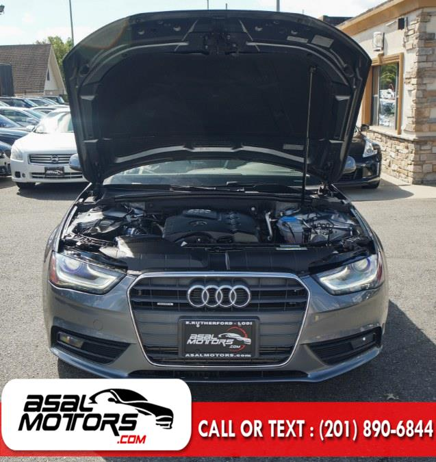 Used Audi A4 4dr Sdn Auto quattro 2.0T Premium Plus 2013   Asal Motors. East Rutherford, New Jersey