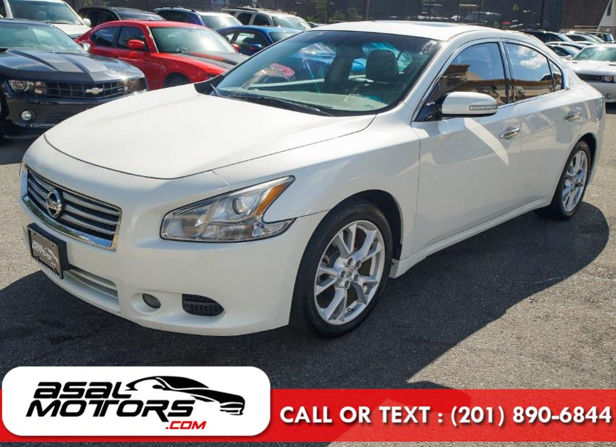 Used Nissan Maxima 4dr Sdn 3.5 SV 2013 | Asal Motors. East Rutherford, New Jersey