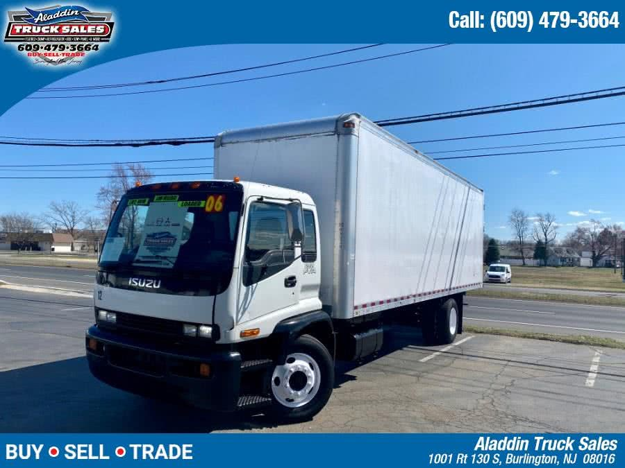 Used 2006 Isuzu Fvr in Burlington, New Jersey   Aladdin Truck Sales. Burlington, New Jersey