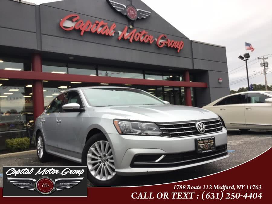 Used Volkswagen Passat 1.8T SE Auto 2017 | Capital Motor Group Inc. Medford, New York