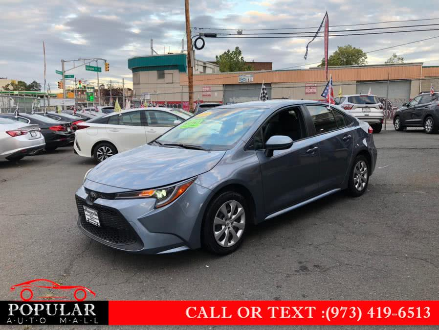 Used 2020 Toyota Corolla in Newark , New Jersey | Popular Auto Mall Inc . Newark , New Jersey