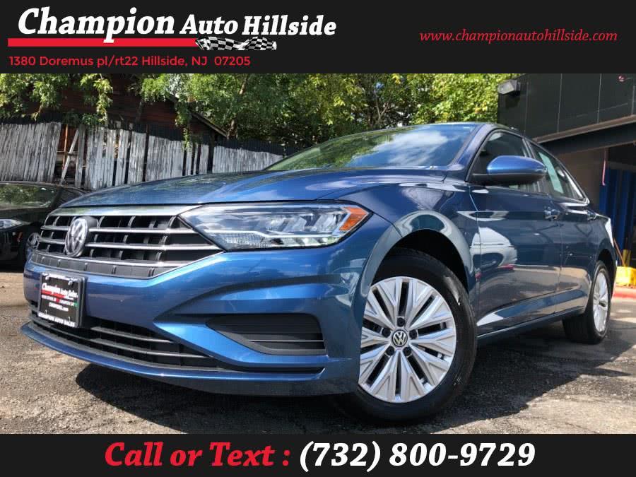 Used 2019 Volkswagen Jetta in Hillside, New Jersey | Champion Auto Hillside. Hillside, New Jersey