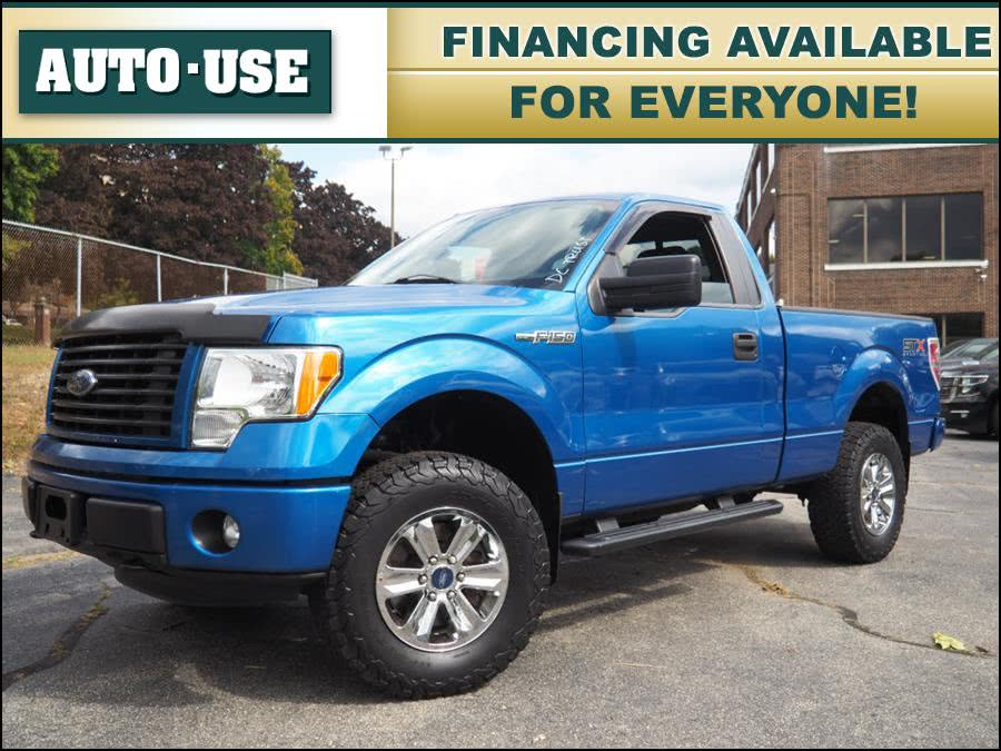 Used 2014 Ford F-150 in Andover, Massachusetts | Autouse. Andover, Massachusetts