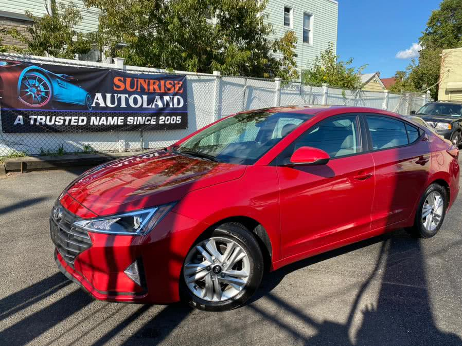 Used 2020 Hyundai Elantra in Jamaica, New York | Sunrise Autoland. Jamaica, New York