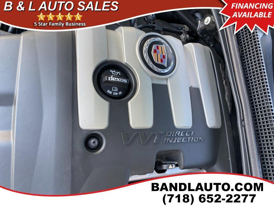 Used Cadillac ATS 4dr Sdn 2.0L Premium AWD 2013   B & L Auto Sales LLC. Bronx, New York
