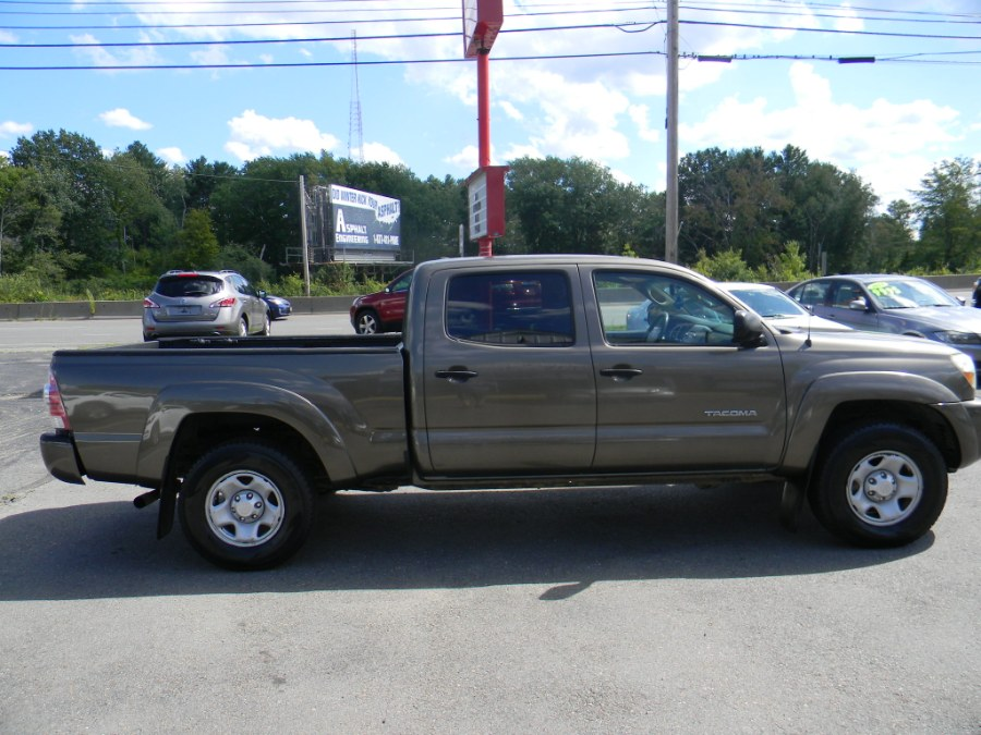 Used Toyota Tacoma 4WD Double LB V6 AT (Natl) 2010 | M&M Vehicles Inc dba Central Motors. Southborough, Massachusetts