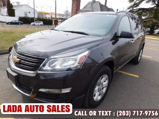 Used Chevrolet Traverse AWD 4dr LS 2015 | Lada Auto Sales. Bridgeport, Connecticut