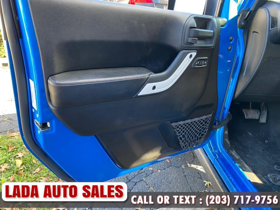 Used Jeep Wrangler Unlimited 4WD 4dr Sahara Polar Edition 2014 | Lada Auto Sales. Bridgeport, Connecticut