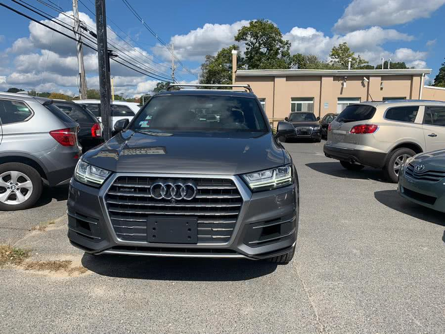 Used 2017 Audi Q7 in Raynham, Massachusetts | J & A Auto Center. Raynham, Massachusetts