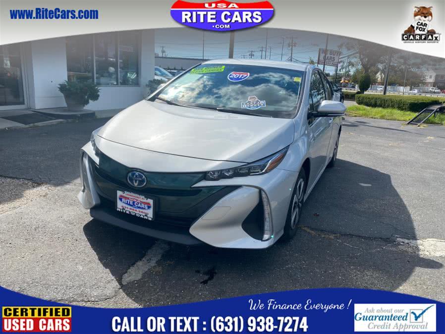 Used Toyota Prius Prime Plus (Natl) 2017 | Rite Cars, Inc. Lindenhurst, New York