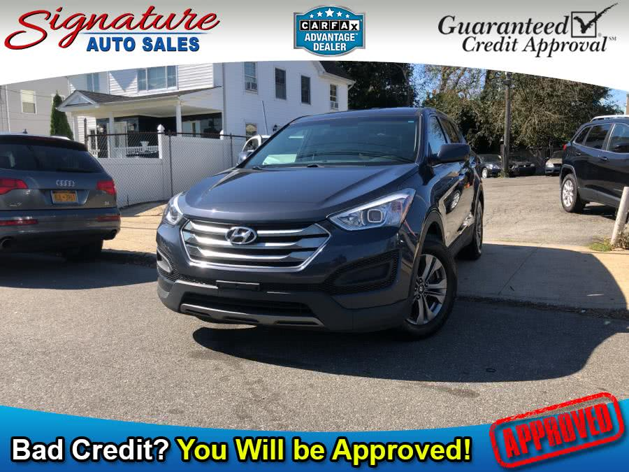Used 2016 Hyundai Santa Fe Sport in Franklin Square, New York | Signature Auto Sales. Franklin Square, New York