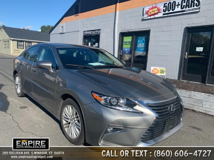 Used 2017 Lexus ES in S.Windsor, Connecticut | Empire Auto Wholesalers. S.Windsor, Connecticut