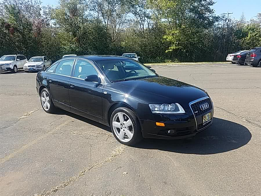 Used 2008 Audi A6 in Clinton, Connecticut | M&M Motors International. Clinton, Connecticut
