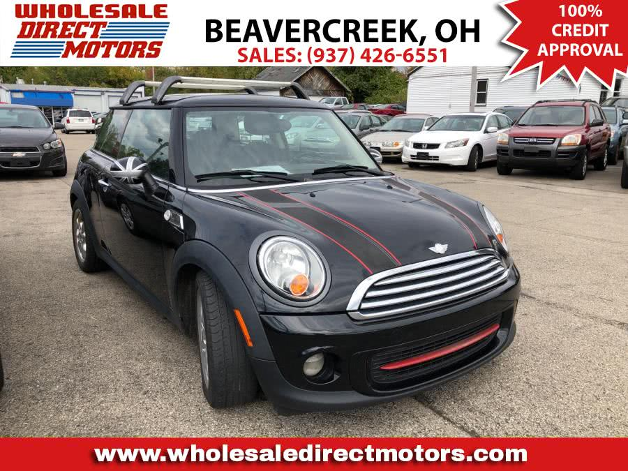 Used 2012 MINI Cooper Hardtop in Beavercreek, Ohio | Wholesale Direct Motors. Beavercreek, Ohio