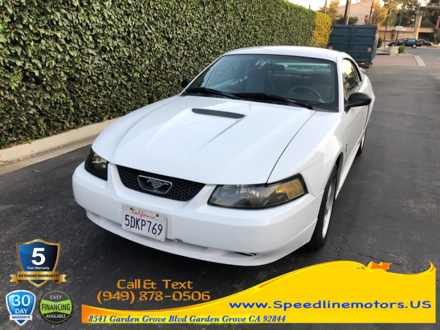 Used 2002 Ford Mustang in Garden Grove, California | Speedline Motors. Garden Grove, California