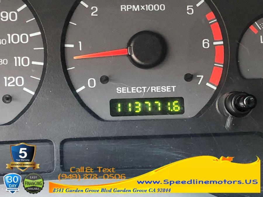 Used Ford Mustang 2dr Cpe Deluxe 2002 | Speedline Motors. Garden Grove, California
