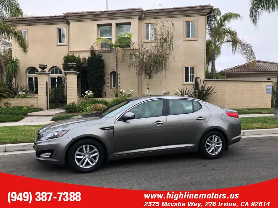 Used 2013 Kia Optima in Irvine, California | High Line Motors LLC. Irvine, California