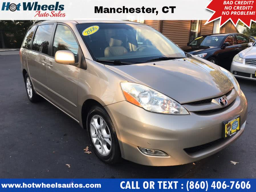 Used Toyota Sienna 5dr XLE FWD 7-Passenger (Natl) 2006 | Hot Wheels Auto Sales LLC. Manchester, Connecticut