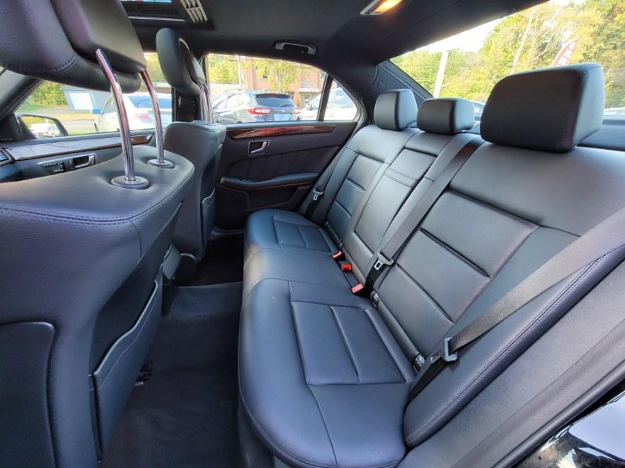 Used Mercedes-Benz E-Class 4dr Sdn E350 Sport RWD *Ltd Avail* 2013 | Dealmax Motors LLC. Bristol, Connecticut