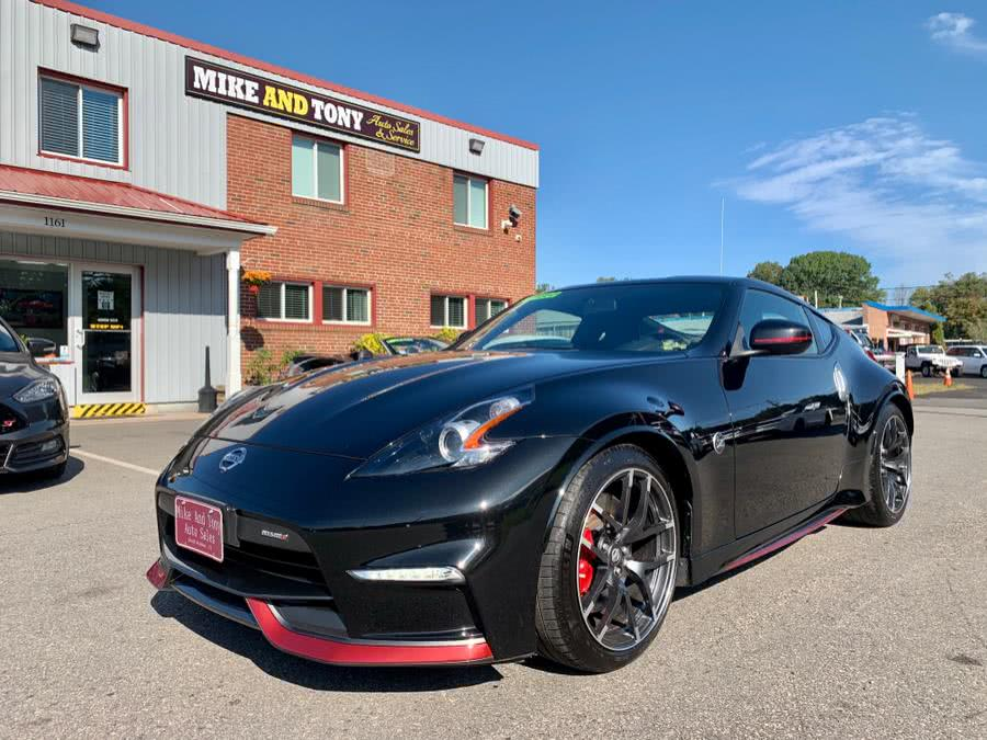 Used 2016 Nissan 370Z in South Windsor, Connecticut | Mike And Tony Auto Sales, Inc. South Windsor, Connecticut