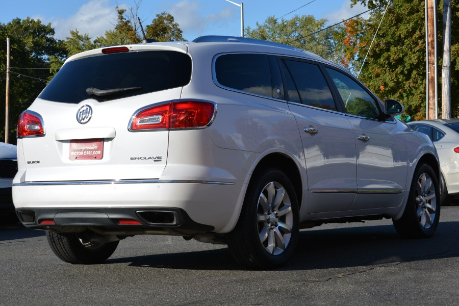 Used Buick Enclave AWD 4dr Premium 2016 | Longmeadow Motor Cars. ENFIELD, Connecticut