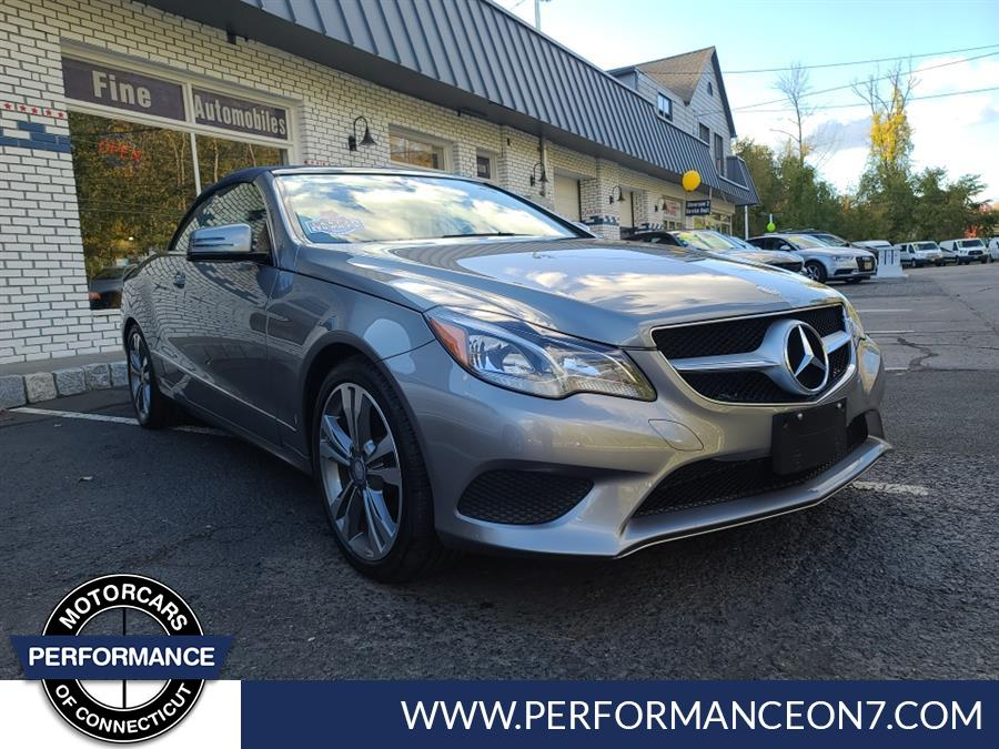 Used 2014 Mercedes-Benz E-Class in Wilton, Connecticut | Performance Motor Cars. Wilton, Connecticut