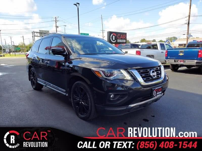 Used Nissan Pathfinder Platinum 2017 | Car Revolution. Maple Shade, New Jersey