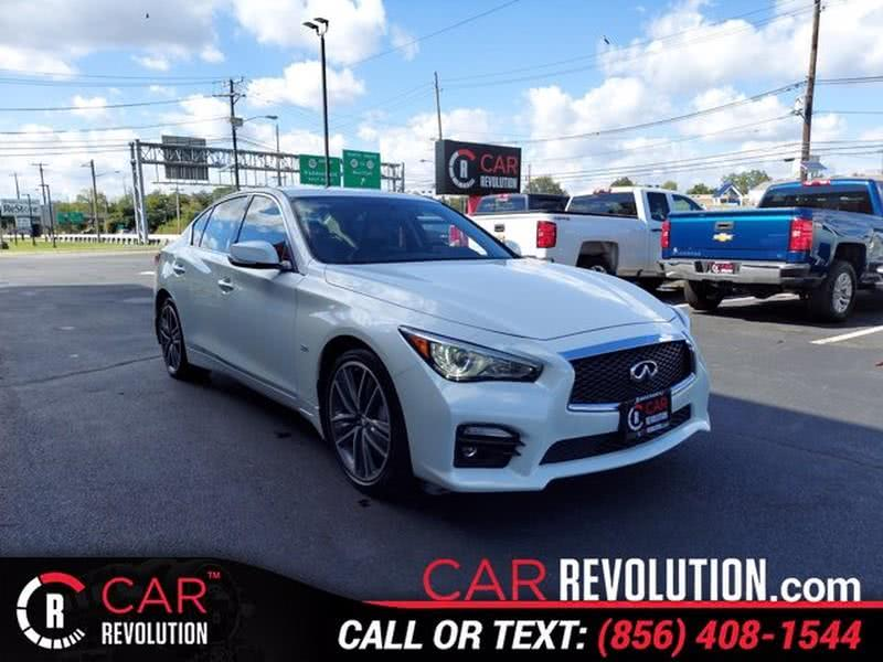 Used 2017 Infiniti Q50 in Maple Shade, New Jersey | Car Revolution. Maple Shade, New Jersey