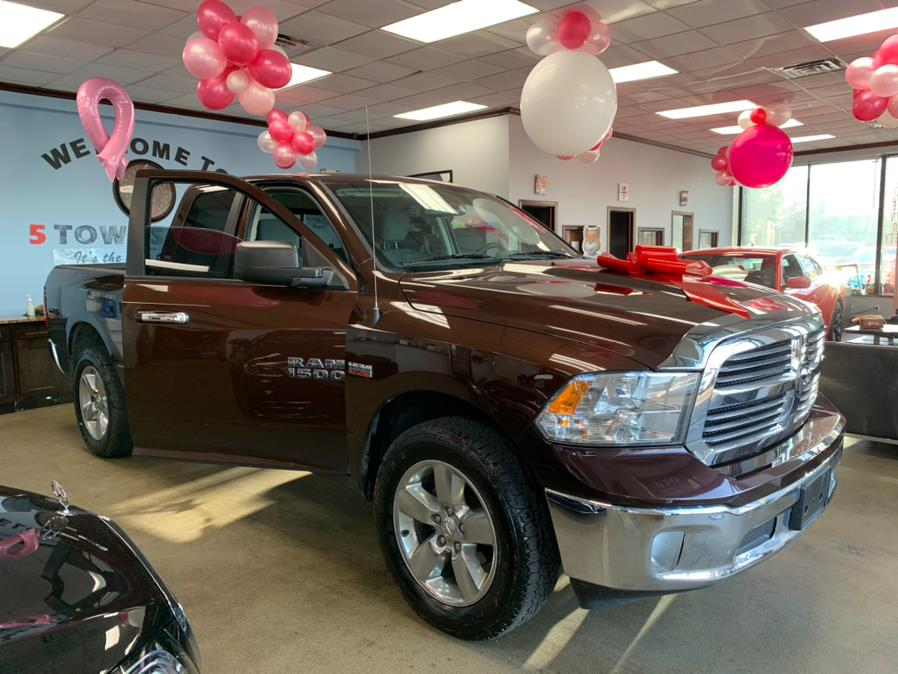 """Used Ram 1500 4WD Quad Cab 140.5"""" Big Horn 2015 