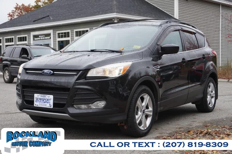 Used 2014 Ford Escape in Rockland, Maine | Rockland Motor Company. Rockland, Maine