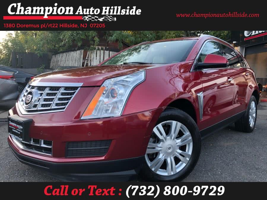 Used 2013 Cadillac SRX in Hillside, New Jersey | Champion Auto Sales. Hillside, New Jersey
