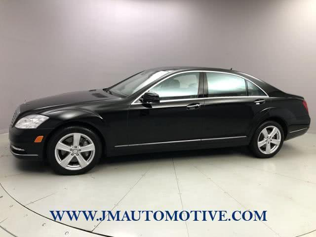 Used 2013 Mercedes-benz S-class in Naugatuck, Connecticut | J&M Automotive Sls&Svc LLC. Naugatuck, Connecticut