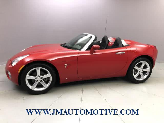 Used 2006 Pontiac Solstice in Naugatuck, Connecticut | J&M Automotive Sls&Svc LLC. Naugatuck, Connecticut