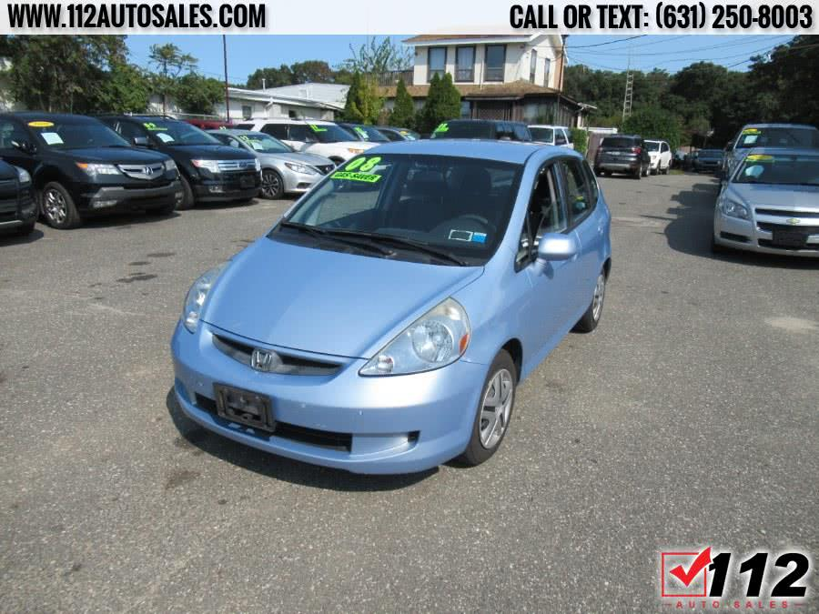 Used Honda Fit 5dr HB Auto 2008 | 112 Auto Sales. Patchogue, New York