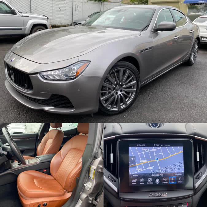 Used 2017 Maserati Ghibli in Jamaica, New York   Sunrise Autoland. Jamaica, New York