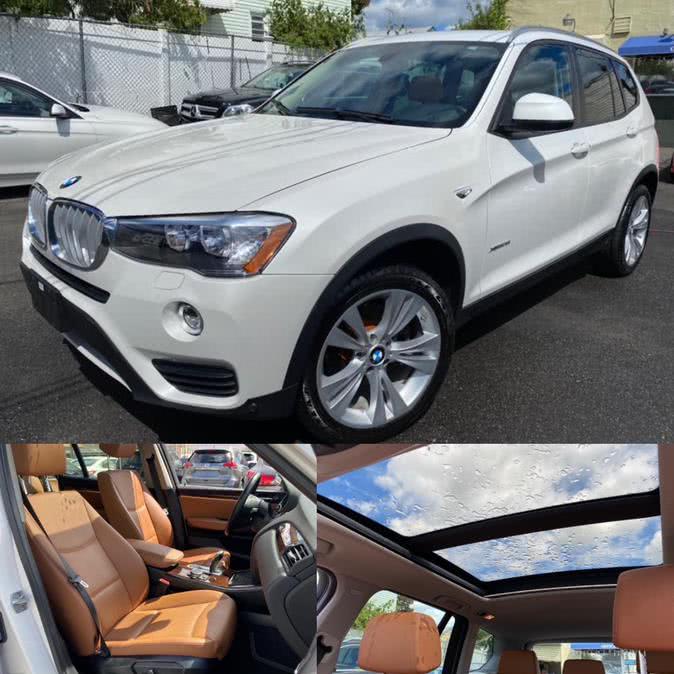 Used 2016 BMW X3 in Jamaica, New York | Sunrise Autoland. Jamaica, New York