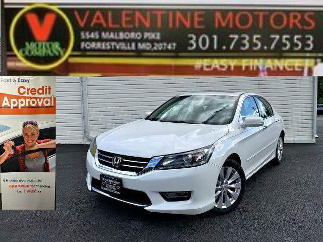 Used 2013 Honda Accord Sdn in Forestville, Maryland | Valentine Motor Company. Forestville, Maryland