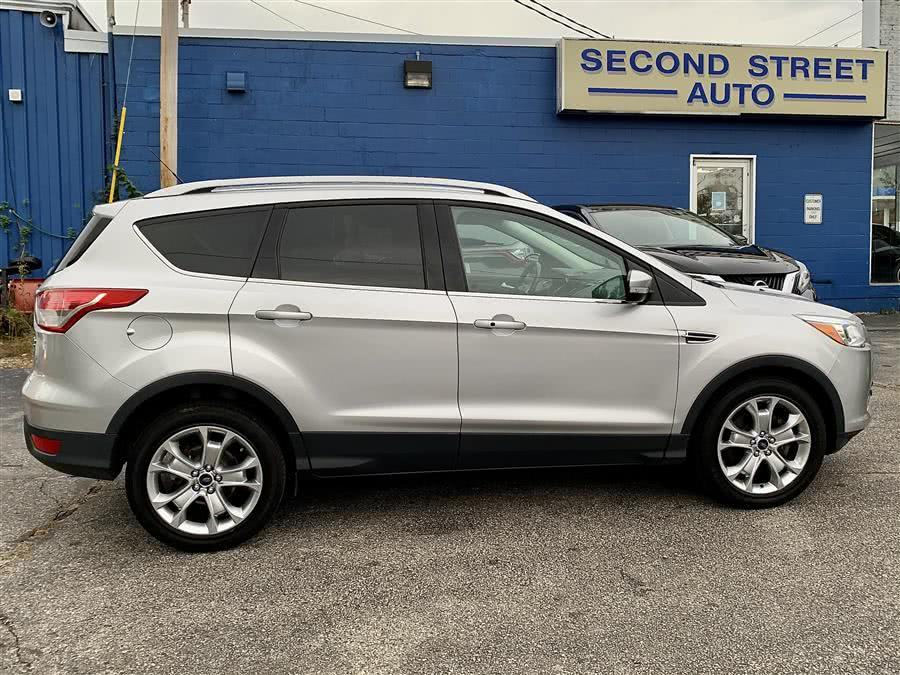 Used 2015 Ford Escape in Manchester, New Hampshire | Second Street Auto Sales Inc. Manchester, New Hampshire