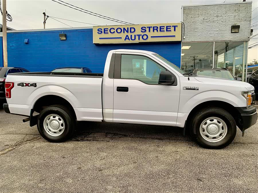 Used 2018 Ford F-150 in Manchester, New Hampshire | Second Street Auto Sales Inc. Manchester, New Hampshire