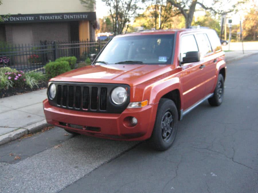 Used Jeep Patriot Sport 4x4 4dr SUV w/CJ1 Side Airbag Package 2008 | Rite Choice Auto Inc.. Massapequa, New York