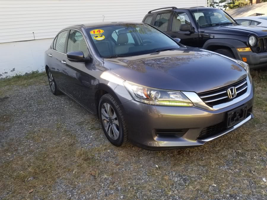 Used 2014 Honda Accord Sedan in Milford, Connecticut | Adonai Auto Sales LLC. Milford, Connecticut