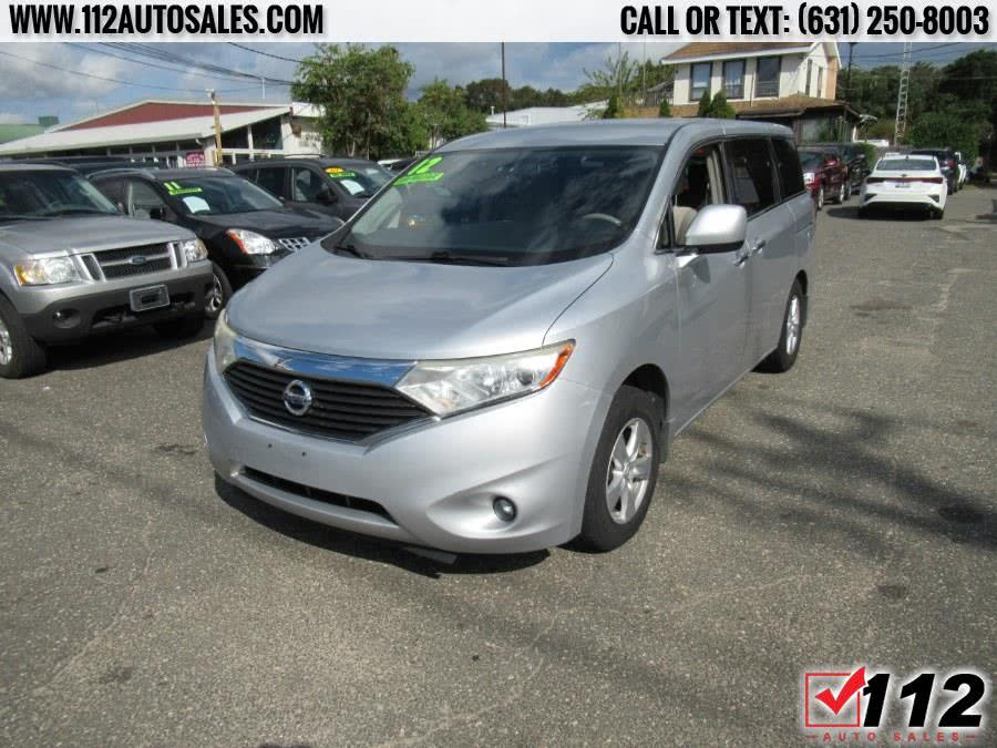 Used Nissan Quest 4dr SV 2012 | 112 Auto Sales. Patchogue, New York